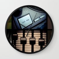 arsenal Wall Clocks featuring The Arsenal by TJAguilar Photos
