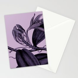 lilac vanilla Stationery Cards