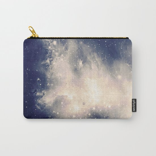 Milky Storm Carry-All Pouch