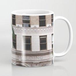 Taft Building Coffee Mug