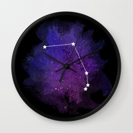 Aries constellation Wall Clock