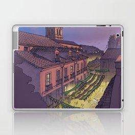 Medieval Fair (color) Laptop & iPad Skin