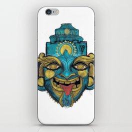 Morpho Mask iPhone Skin