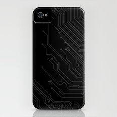 Let's Make Things More Complicated. iPhone (4, 4s) Slim Case