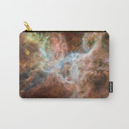 The Galaxy Above with Stars Carry-All Pouch