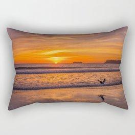 Coronado Sunset Rectangular Pillow