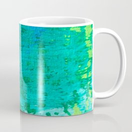 surrounded in spring : abstract Coffee Mug