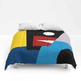 THE SPOKESMAN Comforters