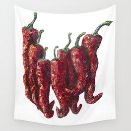 Hot Chili Wall Tapestry