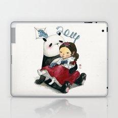 Panda New Year Laptop & iPad Skin