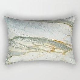 Classic Italian Marble Rectangular Pillow