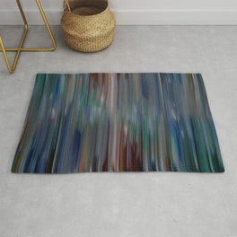 Dripping Lines Rug