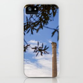 Caecilia Trebulla iPhone Case