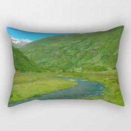 Summer Melt Rectangular Pillow