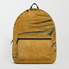 Fall feather Backpack