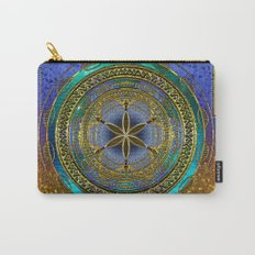 Yantra Mantra Mandala #1 Carry-All Pouch