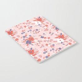 Wild Flowers III Notebook