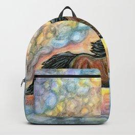 Comet Horse Backpack
