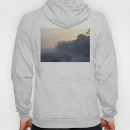 Foggy Coastal Morning Hoody