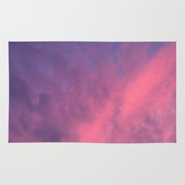 Color Bomb Sunset Rug