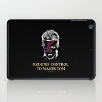 rowing iPad Cases featuring music  by mark ashkenazi