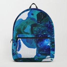 Polar Bear Swim, Environmental Tiny World Collection Backpack
