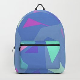 ABSTRACTION BRIGHT Backpack
