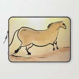 Ancient horse of Lascaux Laptop Sleeve
