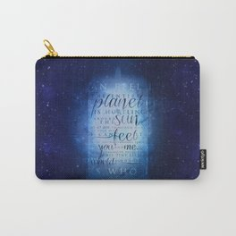 That's who I am | Doctor Who Carry-All Pouch