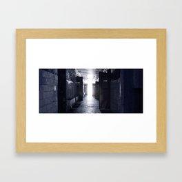 Chernobyl - в'язниця Framed Art Print