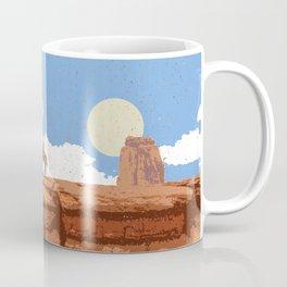 OUT WEST Coffee Mug