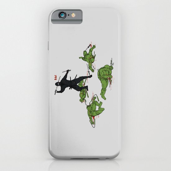 The Real Ninja Part 1 iPhone & iPod Case