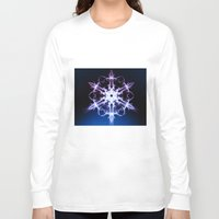 stargate Long Sleeve T-shirts featuring Stargate by Françoise Reina