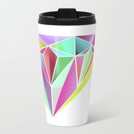 Diamond No. 1 Metal Travel Mug