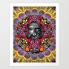 Face One Art Print