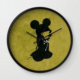 King M Wall Clock