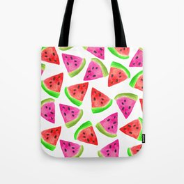 Watermelon Frenzy Tote Bag