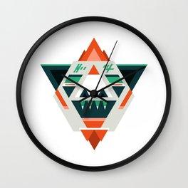 Sasquatch boss Wall Clock