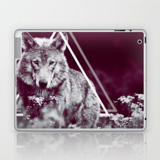 WOLF I Laptop & iPad Skin