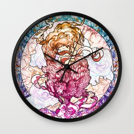 The Chinese Zodiac - Rooster Wall Clock