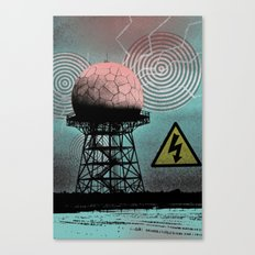The future is now! Canvas Print