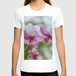 flower photography by Charlotte B T-shirt