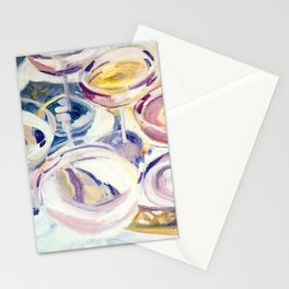 Jazz Night Stationery Cards