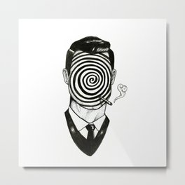 Twilight Zone Metal Print