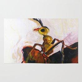 Tropical Ant Rug