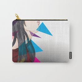 nube mente corazon Carry-All Pouch