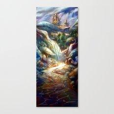 Elfindor Canvas Print