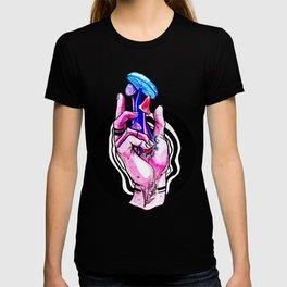 A Handful of Fungi T-shirt