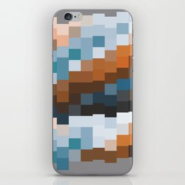 Deuteranopia II iPhone Skin