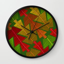 MAGIC FOREST 2 Wall Clock